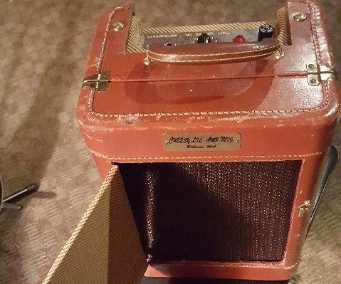 Guitar Amp and Speaker: Grab and Go