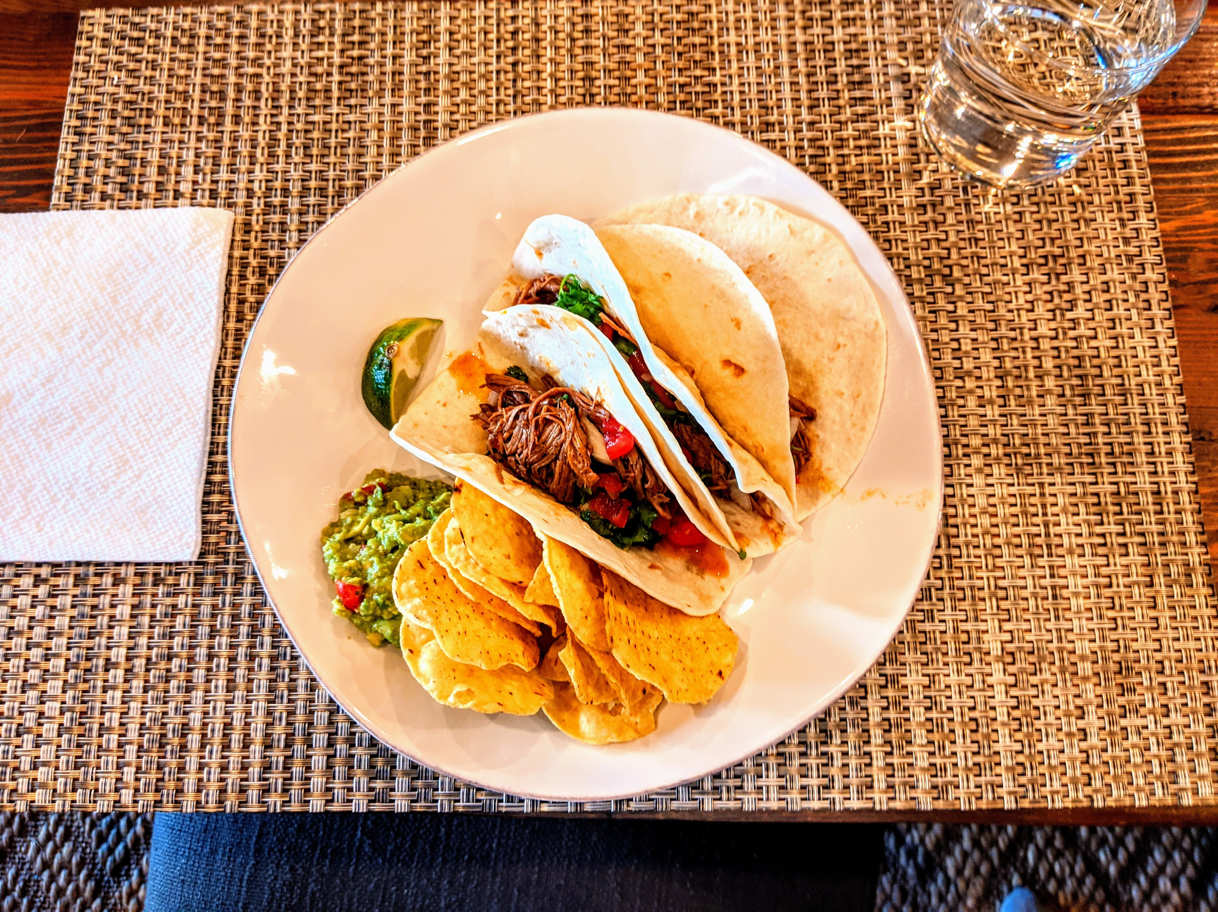 Our Famous Game-day Beef Tacos