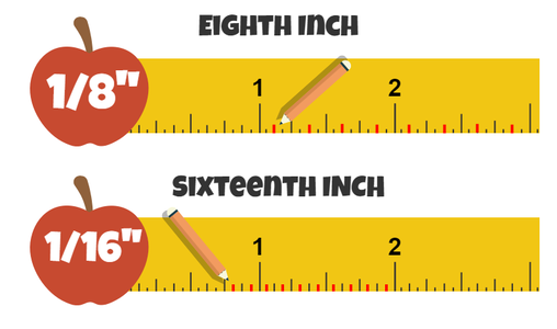 Learn What the Tape Measure Markings Mean