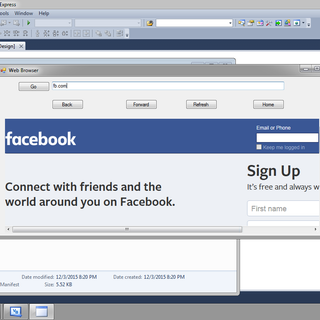 Make a Web Browser in Visual Basic