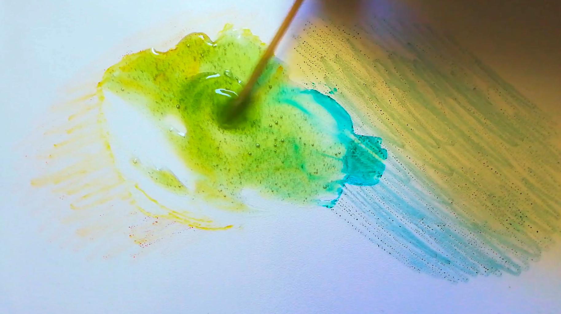 Make a Transparent Color