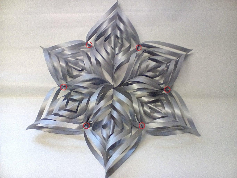 Joining the Star (stapling Method)