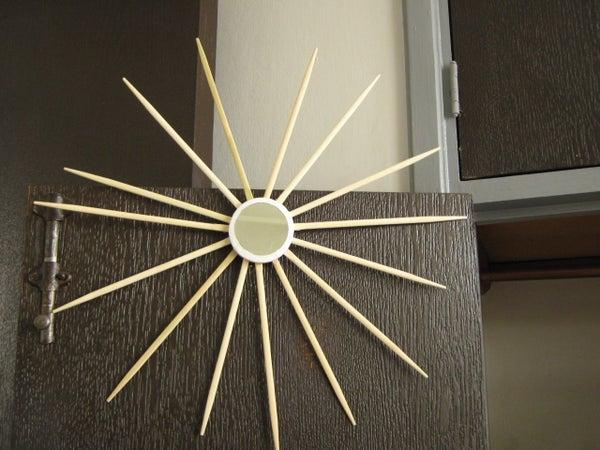 Chopsticks Pointy Mirror