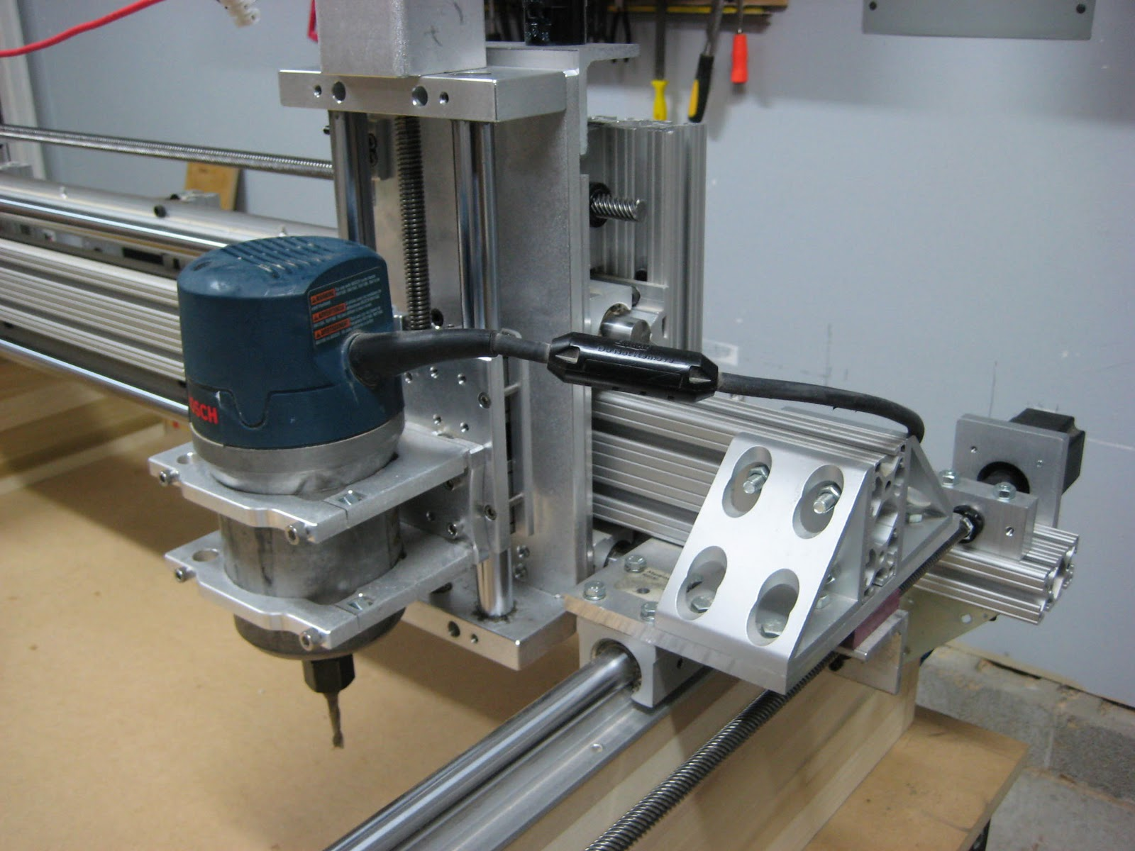 domo - large format cnc mill
