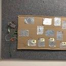 Interactive MakeyMakey & Scratch Phonics Board