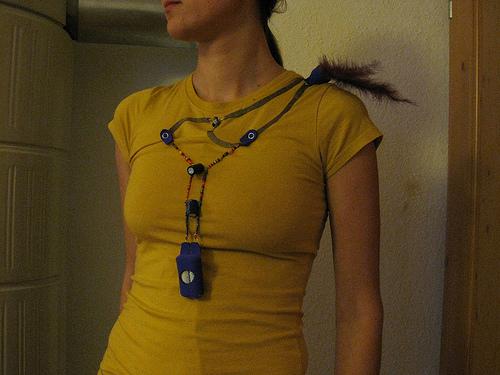 Solar Necklace T-Shirt