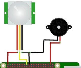 How to Use the Raspberry Pi4 Camera and PIR Sensor  to Send Emails