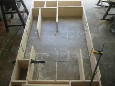 Adding Shelves