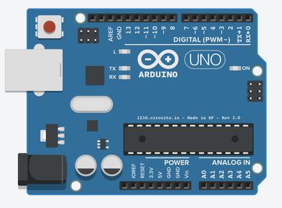 Image Arduino UNO R3
