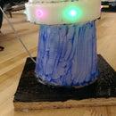 Alien Spaceship Lamp