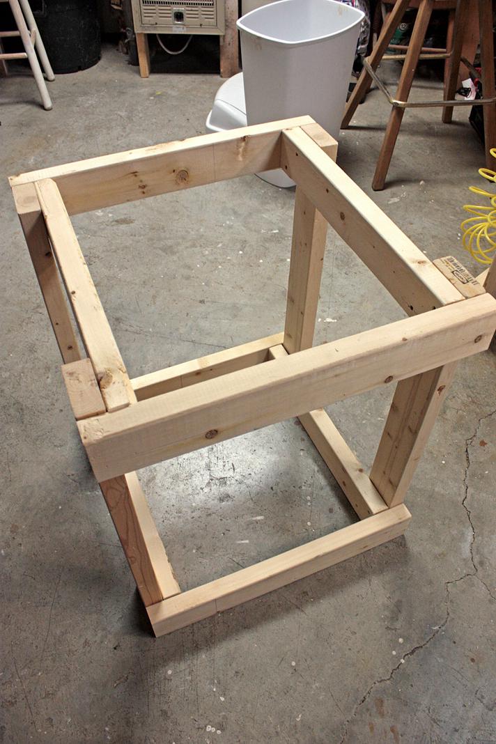 Assemble Frame (pt 2)