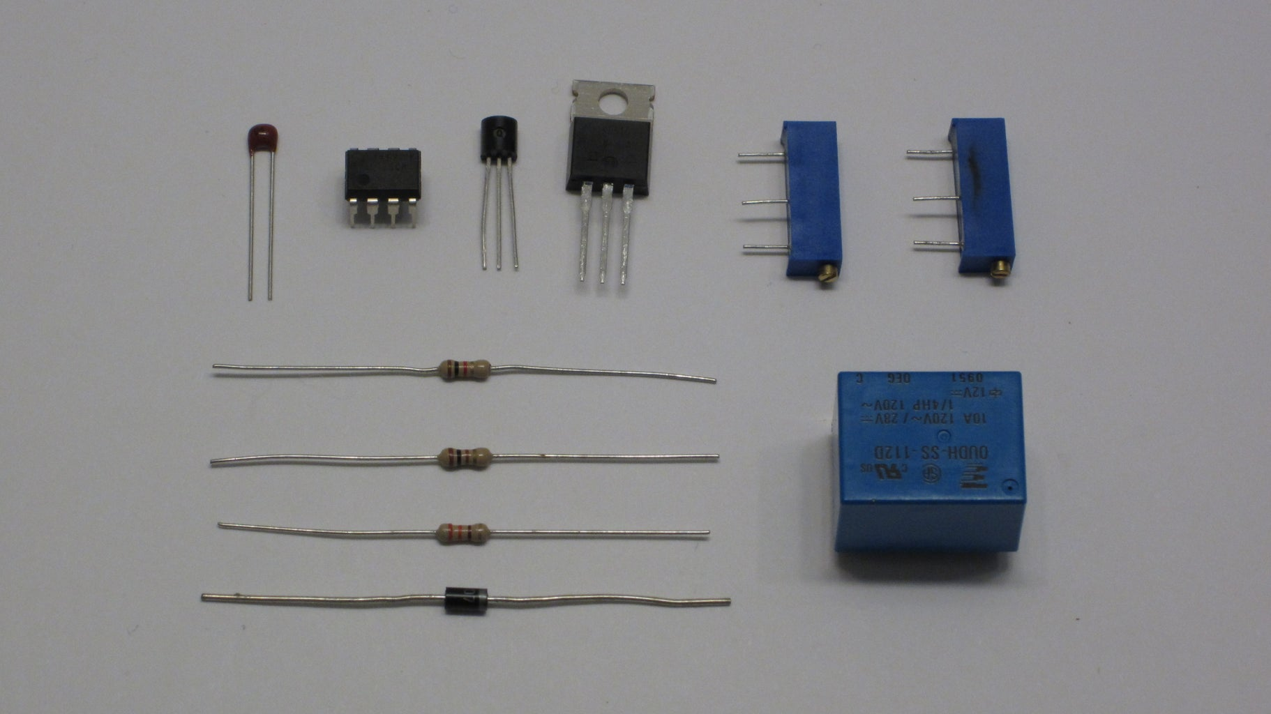 Control Circuit Materials