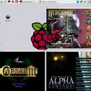 Gaming beyond RetroPie (x86 games on Raspberry Pi)