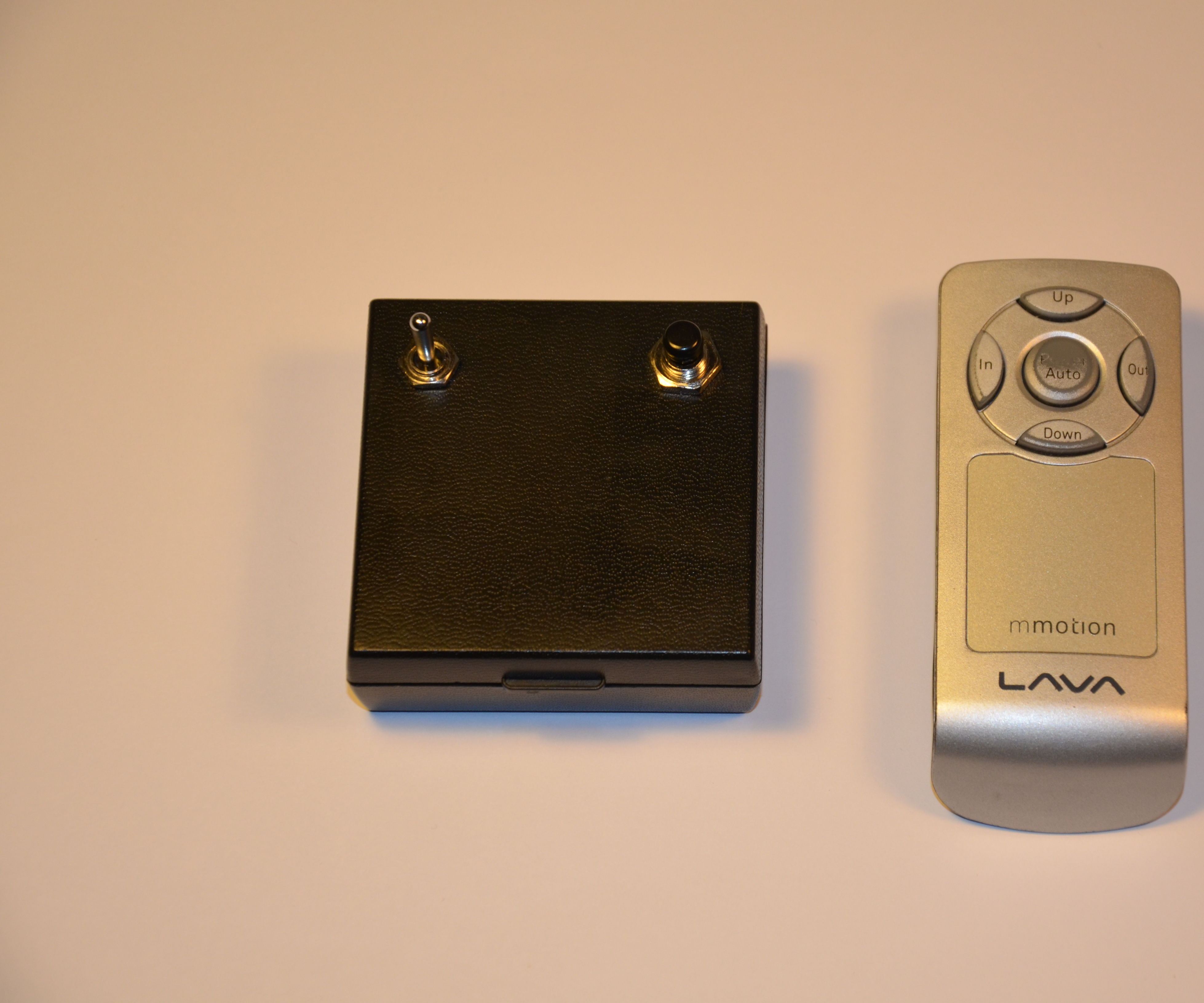 Remote Control for Lava 'mMotion Swing' Mounting Bracket