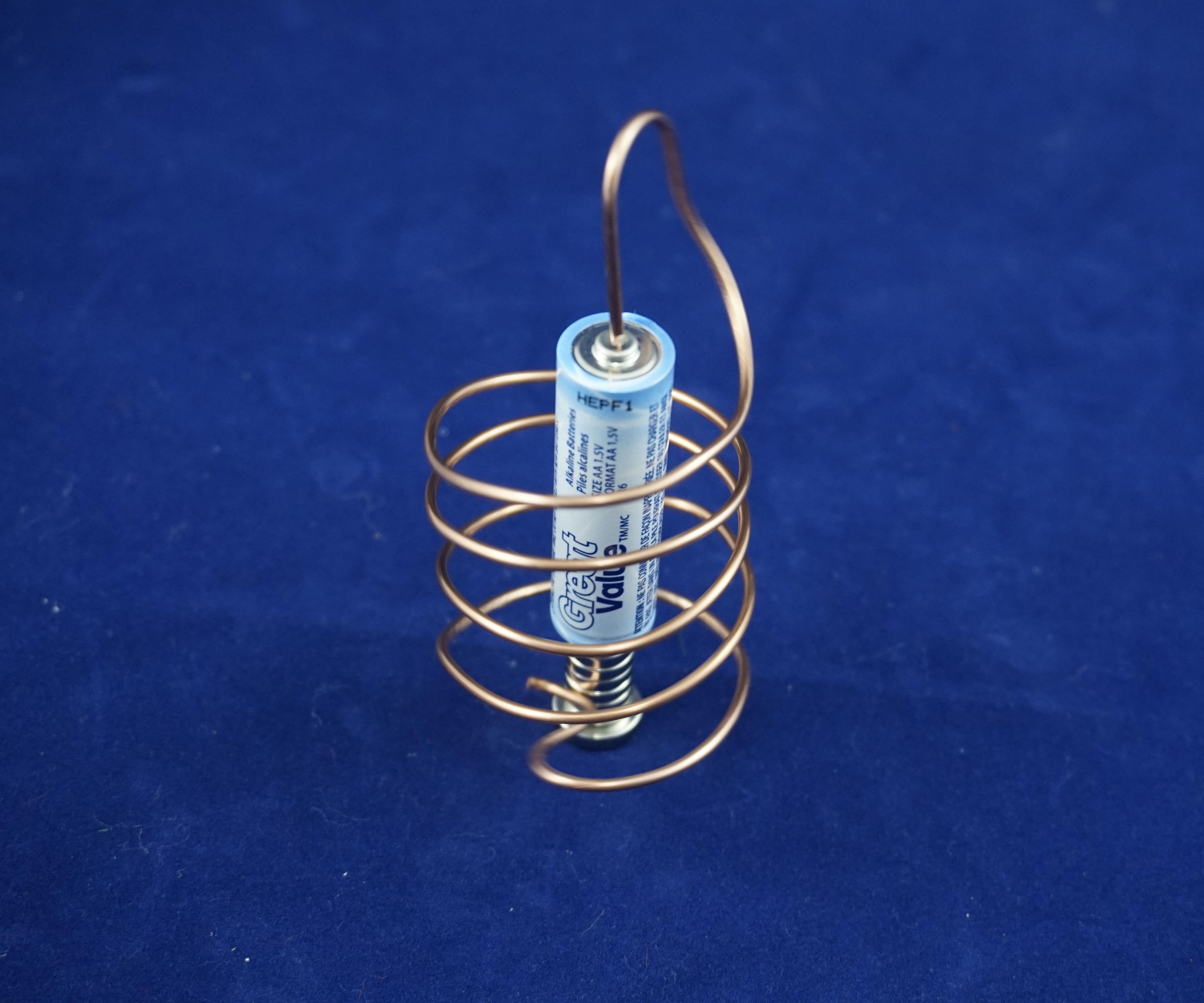 Simple Homopolar Motor