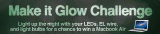 Make It Glow Challenge