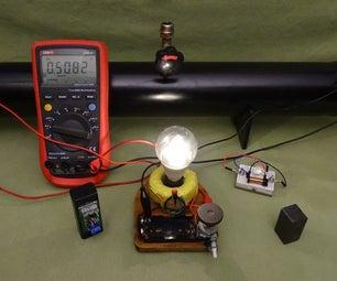 Make Pipe Battery