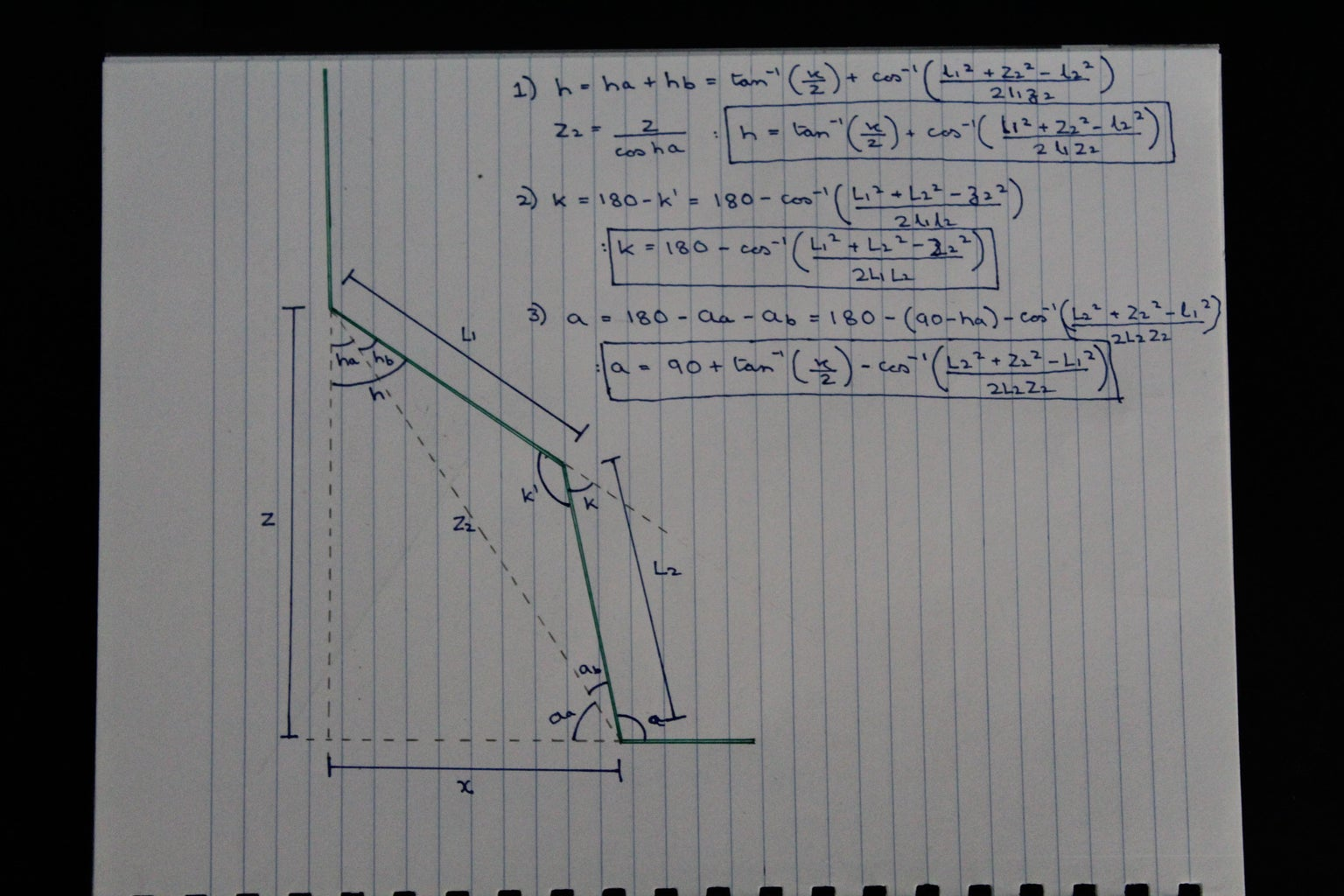 A Bit About the Kinematics