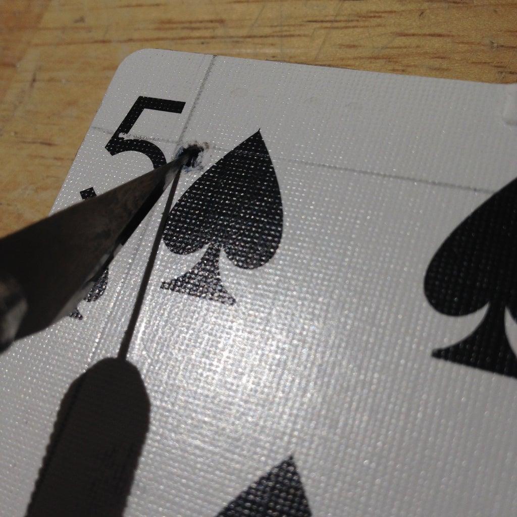 Cutting Cards