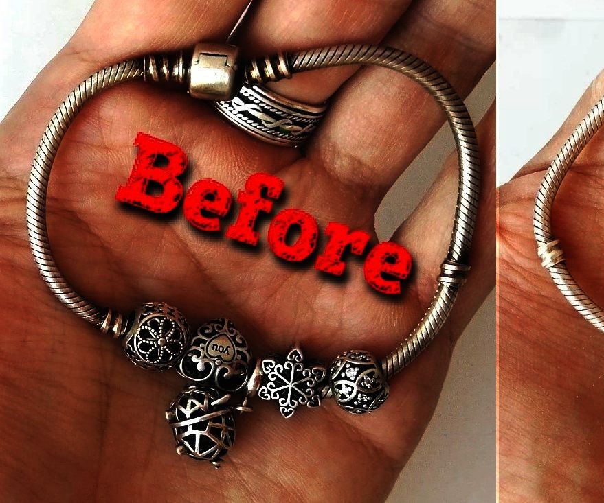 The Easiest Way How to Clean Silver Jewelry