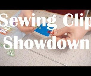 Sewing Clips Tool Tips, Comparison, and Tug of War