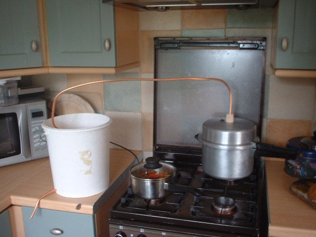 How To Make A Still 3 Steps Instructables