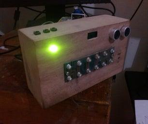 Multi-Moded Hack-Cam Using Arduino