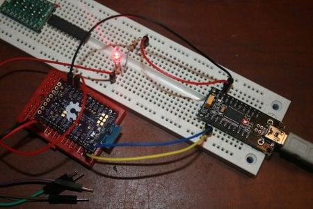 Arduino BT 4.0 Module -- Firmware Master