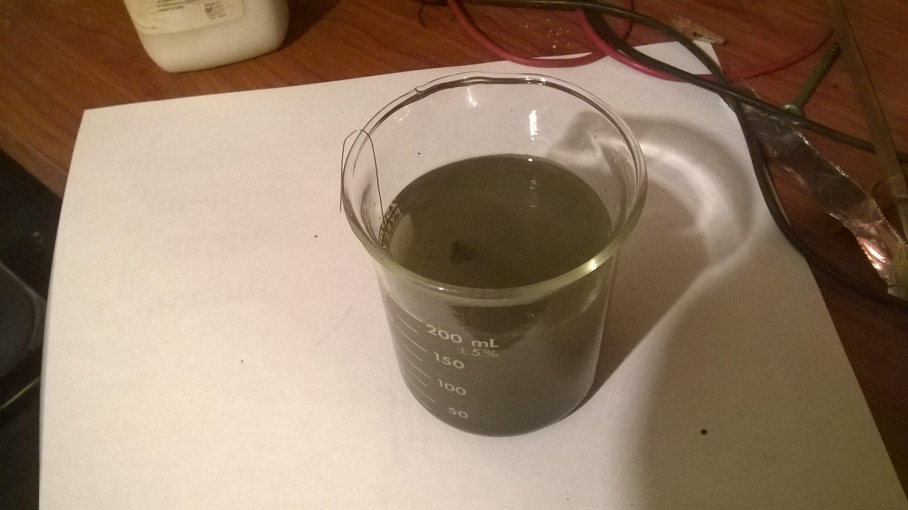 Adding the Oxide