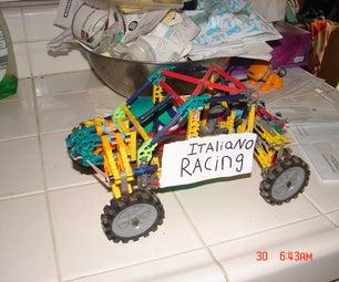Knex Ralley Car