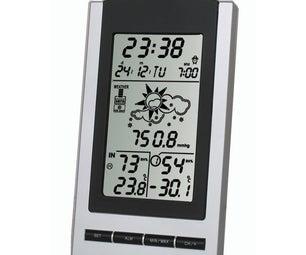 DIY Arduino Weather Station