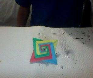 Spiral Origami (tomoko Fuse)