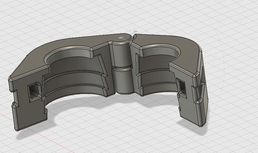 Bottle Lock Part 3: 3D Printing with Support Structures
