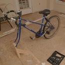 Quick bike makeover