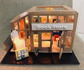 点燃书店场景