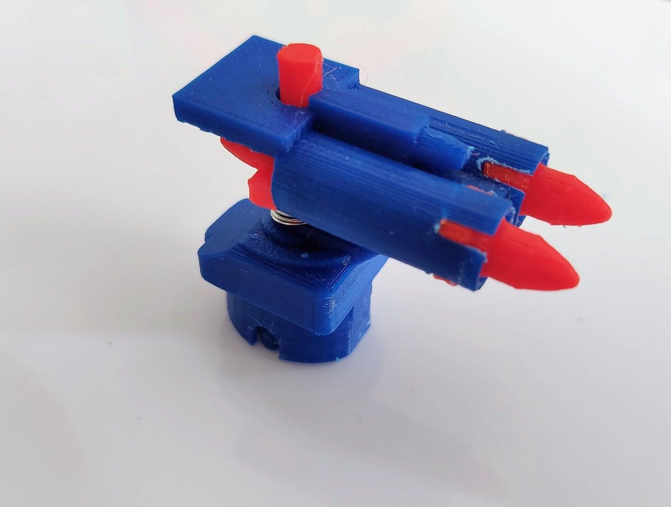 构建平台4:武器