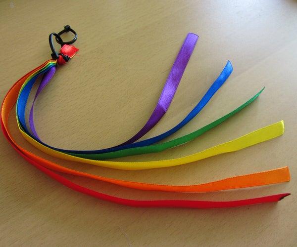 Ribbon Antenna Dangler for Your Car