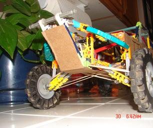 Knex Mini Truck 2
