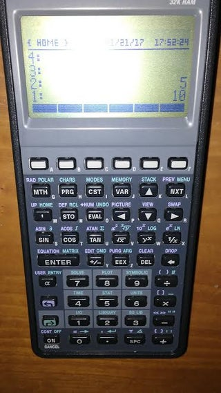 How To Use Reverse Polish Notation On A Calculator 10 Steps With Pictures Instructables