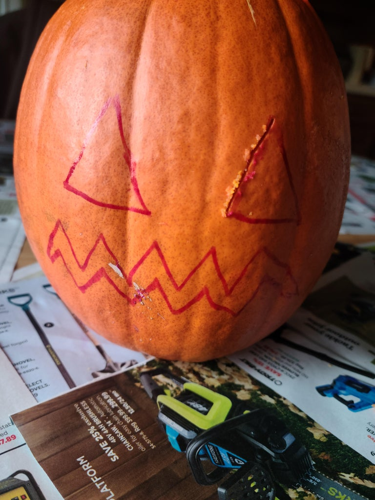 Design Your Pumpkin