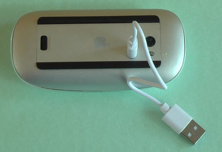 Upgrade to Magic Mouse V2