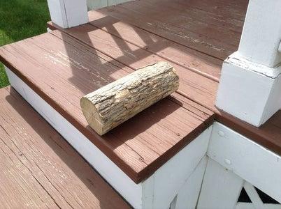 In a Log