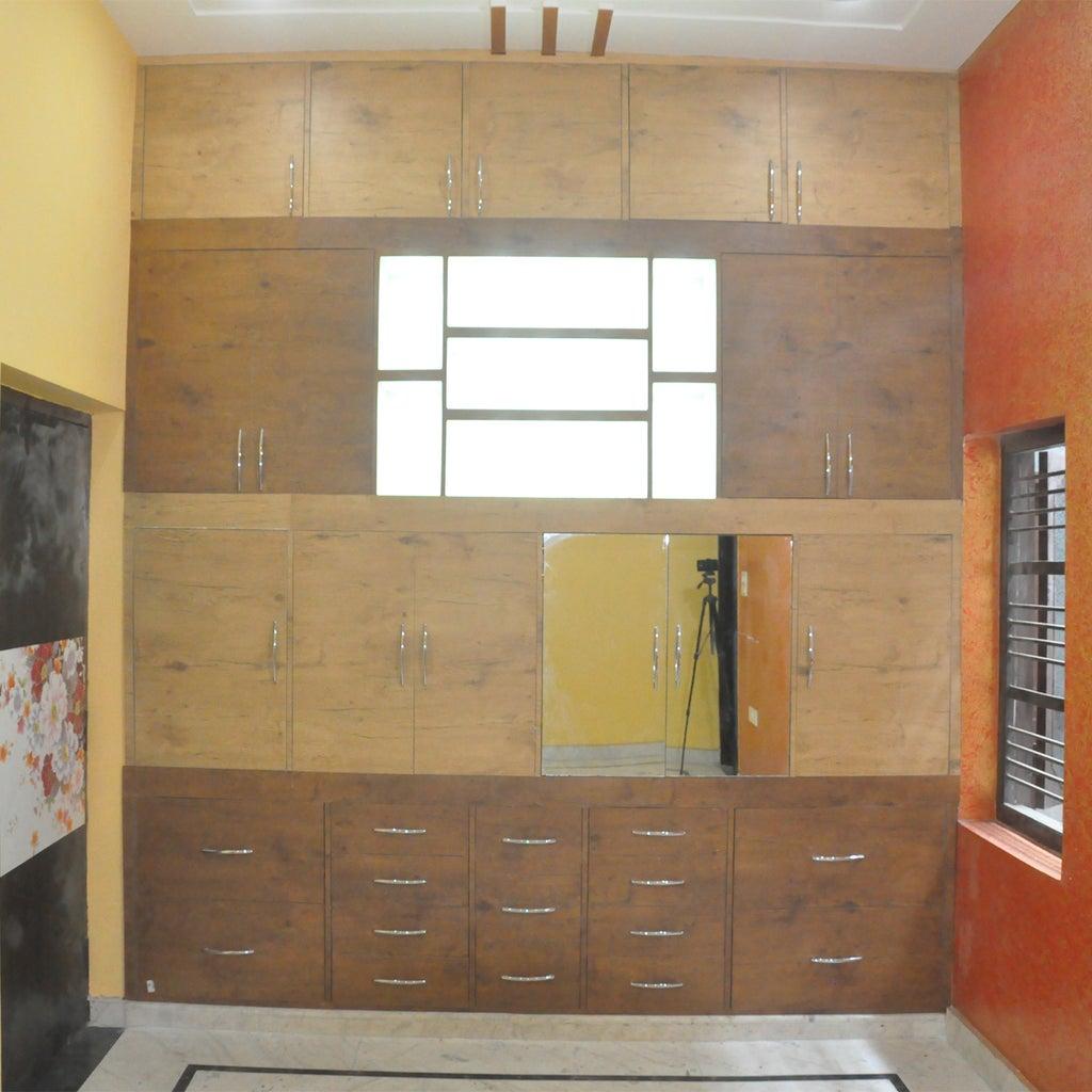 Building the Bedroom Wardrobe / Cabinet