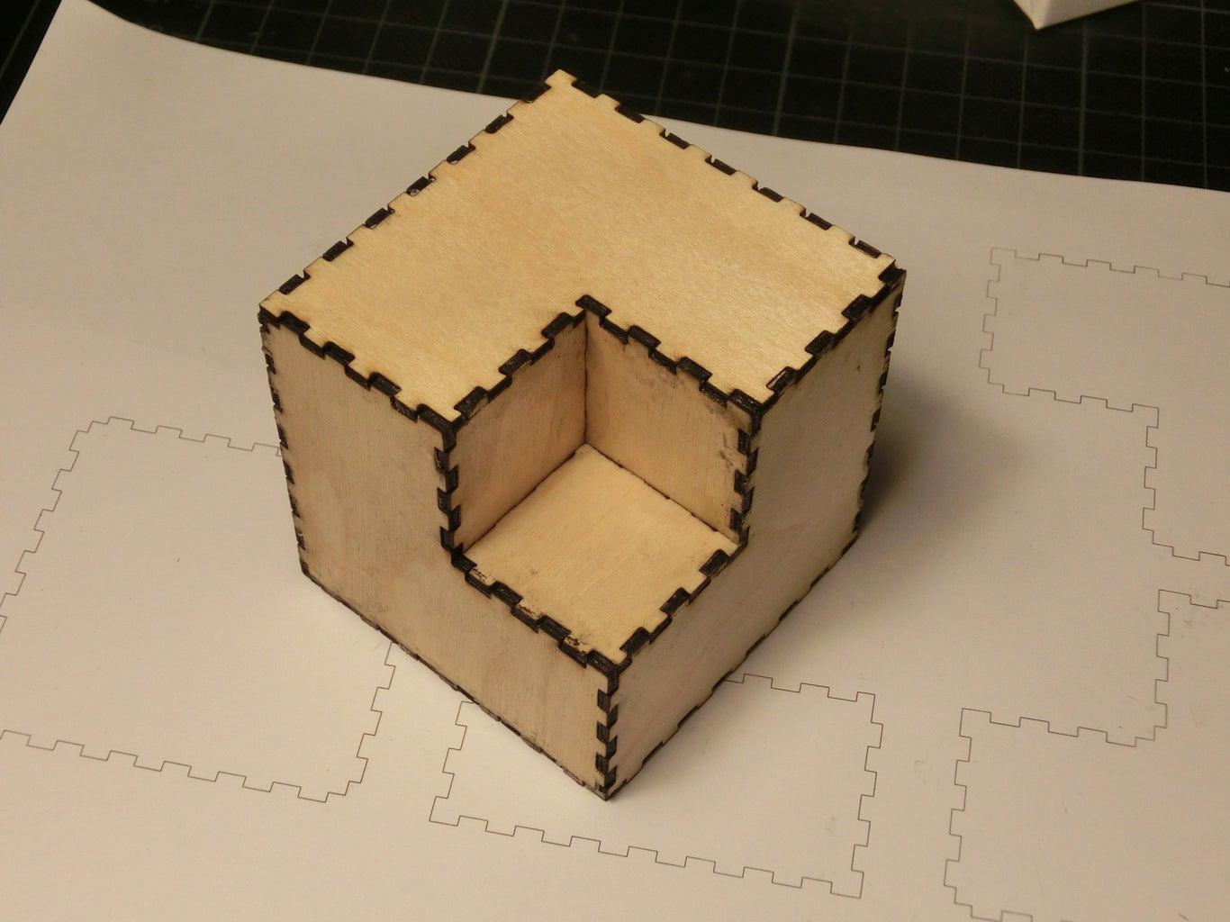 Assemble the Cubes