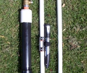 How to Make a High Powered Pneumatic Blowgun