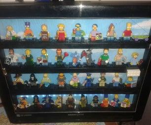 Lego Minifigures Showcase