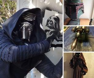Star Wars: Favorite Costumes & Props