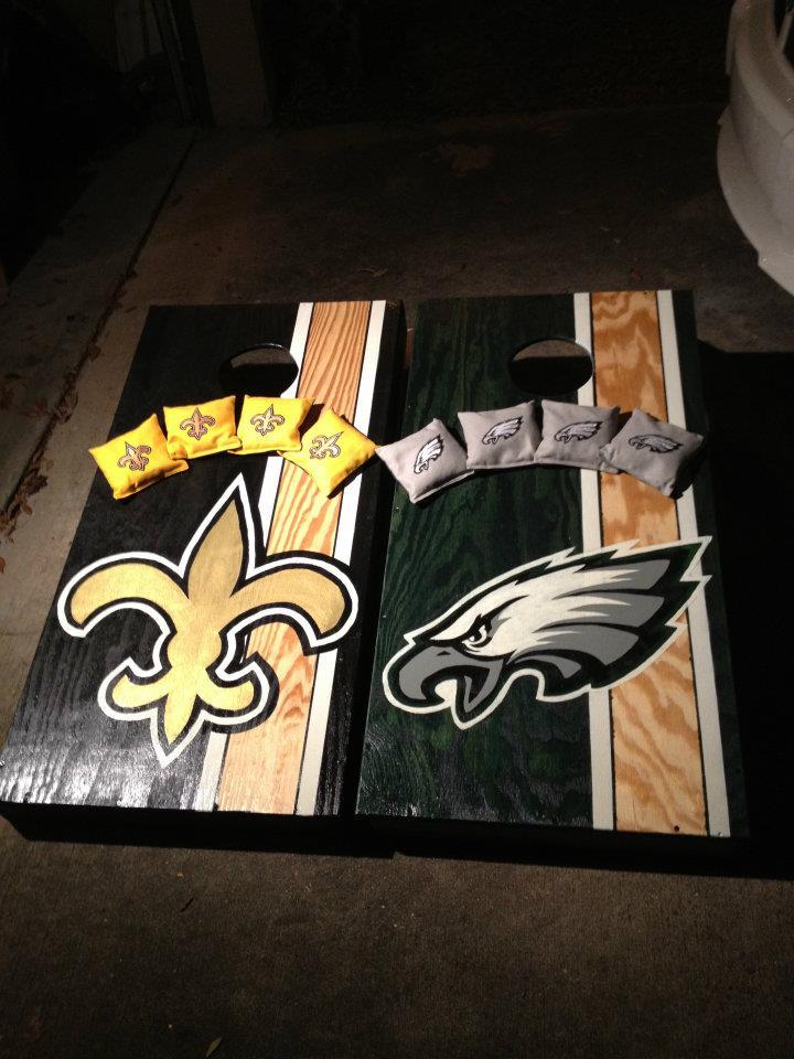 $60 Cornhole Boards