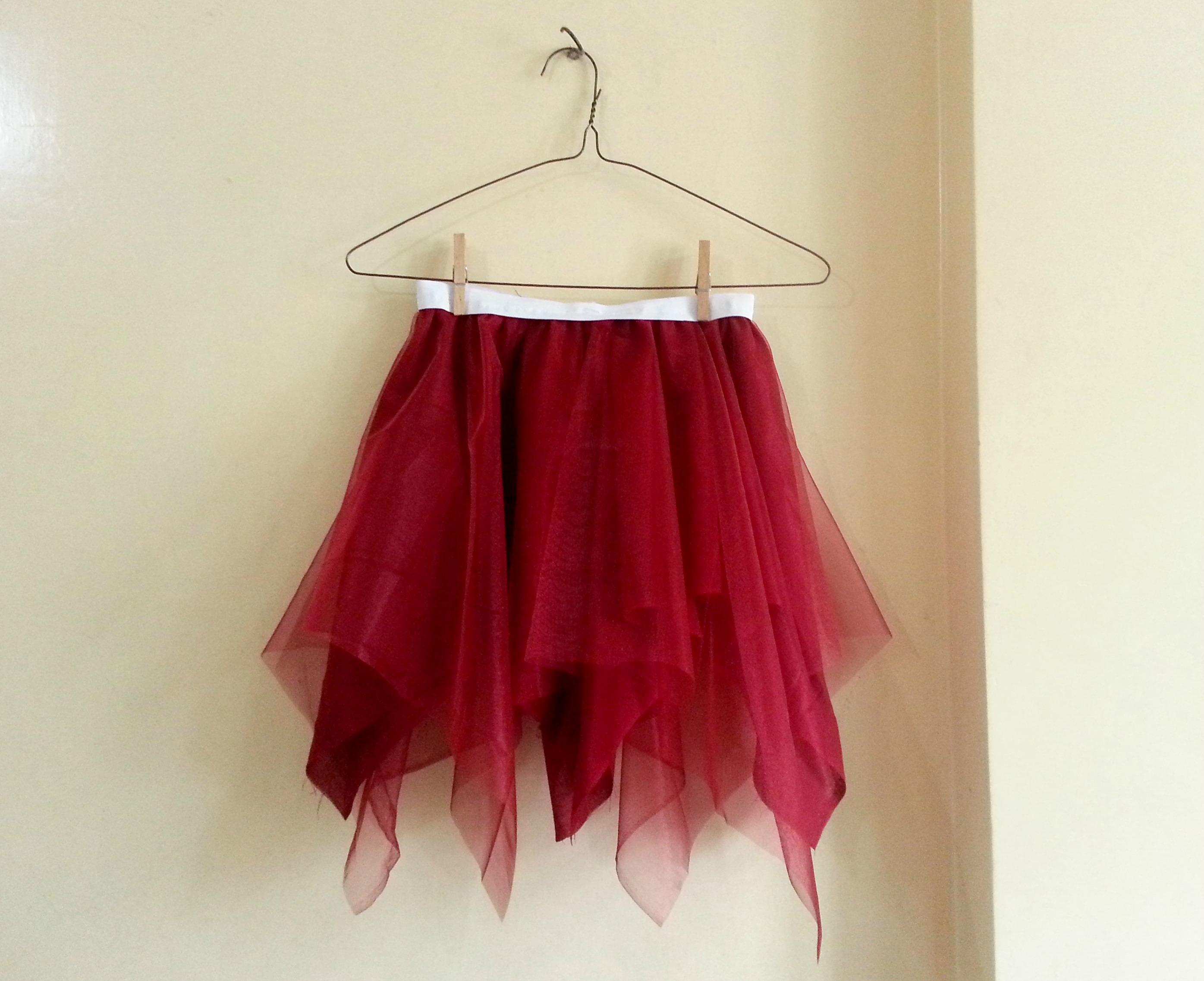 DIY Square Skirt