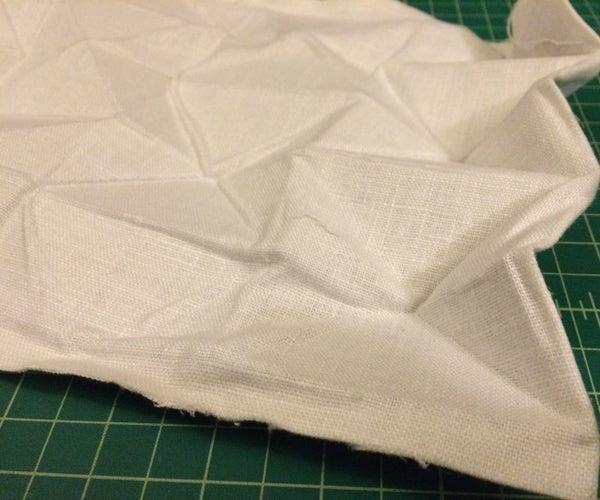 Origami Fabric Panels
